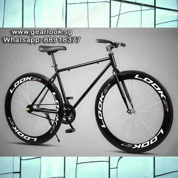 1-3 days delivery! Fixie Bicycle