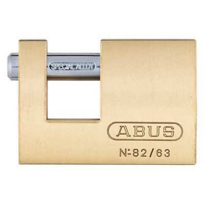 U-shaped Keyed Padlock916 In Halike Abus 8263 Ka