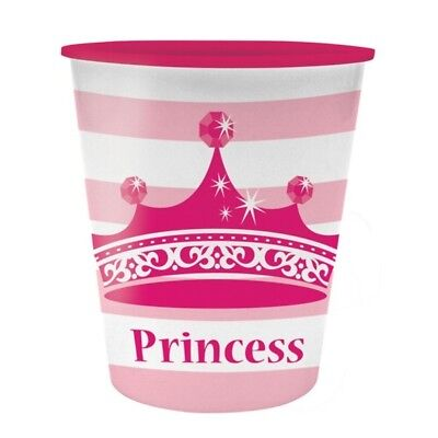 Pink Princess Royalty Souvenir Cup (1 ct) - Birthday Party Supplies