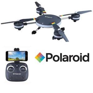 NEW POLAROID CAMERA DRONE PL3000 201645338 720P Polaroid Stealth Wi-Fi Live Stream Drone