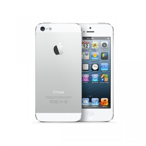 APPLE iPhone 5 | 16   GB | IMPORTED   UNLOCKED | Silver READ DESCRIPTION GOOD OFFE available at Ebay for Rs.13289