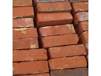 Reclaimed Red Imperial Bricks