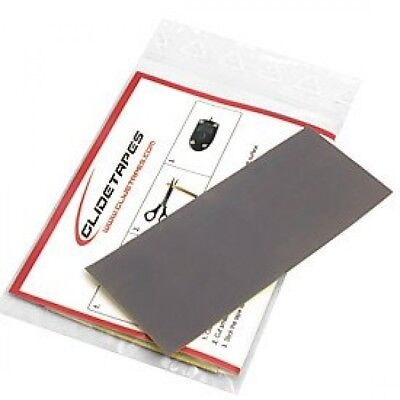 GlideTapes NG Maus-Tape Maustape Mousetapes Teflon® Gleitfolie für alle PC Mäuse