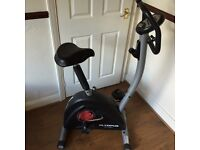 Olympus pace exercise bike (delivery available)