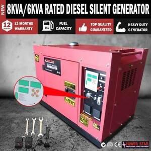 Do u need POWER of 8KVA Diesel POWER Generator CALL  Ballarat Central Ballarat City Preview