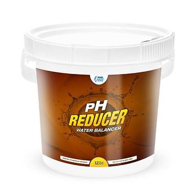 Down Pool (Swimming Pool Water pH Down Reducer 12 lbs - Lowers pH  )