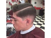 ****** BARBER WANTED ******* £100 PER DAY ******