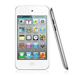 NEW Apple IPod Touch 8GB(4th Generation)+ScreenProtector(White8G
