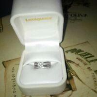 Magnifique bague de fiançailles