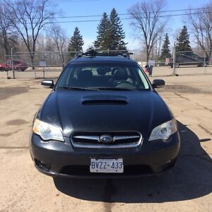 2006 Subaru Legacy GT limited Loaded w safety