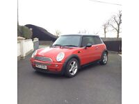 2004 Mini Cooper *full years mot, new exhaust fitted*
