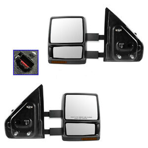 HEAT, POWER, SIGNAL, PUDLE LIGHT 2004-14 Ford F150 Towing Mirror Kitchener / Waterloo Kitchener Area image 1