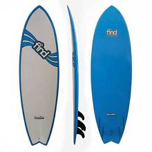 """Find 6'0"""" Quadfish Duralite Surfboard Dandenong South Greater Dandenong Preview"""