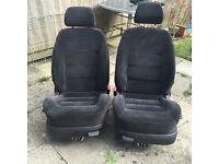 VW Golf/Bora Mk4 seats front and rear