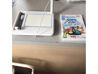 Wii u draw and game