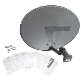 BRAND NEW SKY DISH ZONE 1
