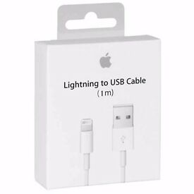 Apple Lightning to USB 1M CABLE