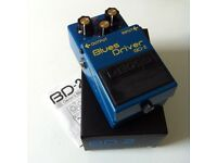Boss bd-2 bd2 blues driver