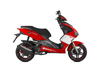 LEXMOTO DIABLO 125 SPORTS SCOOTER 125 CC EURO 4
