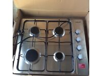 Cooker/oven, grill and gas hob