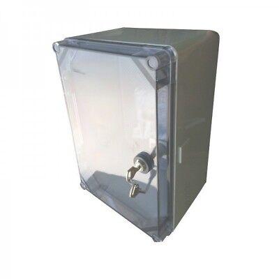 Armario para distribución con cierre uni-2/T IP65 carcasas Industriales AP 43.22