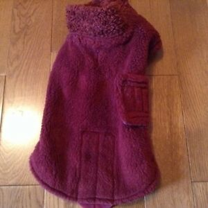 Dog or cat coat, jacket, outfit, reversible  London Ontario image 2
