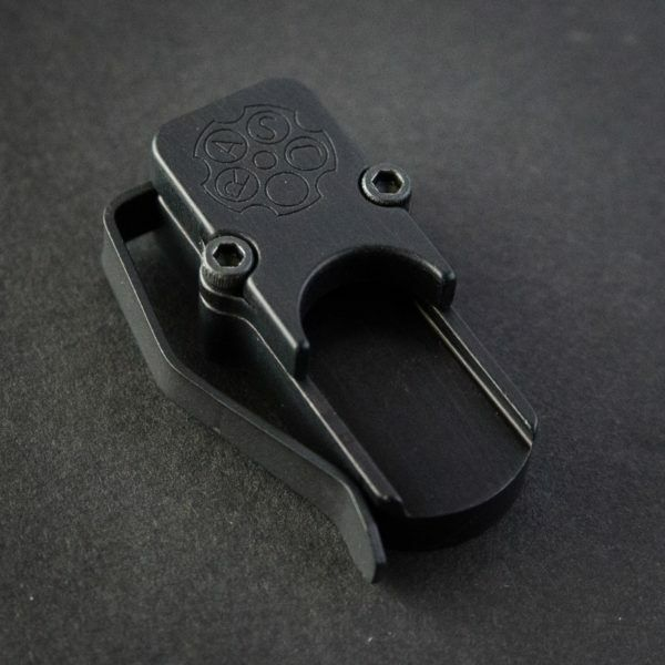 RASC: Revolver Ammunition Strip Concealment
