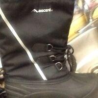 Winter warm men boots size 8 &10