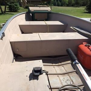 Trade my boat for your 4x4 ATV  Peterborough Peterborough Area image 5
