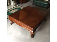 Solid wood American lineage Coffee table