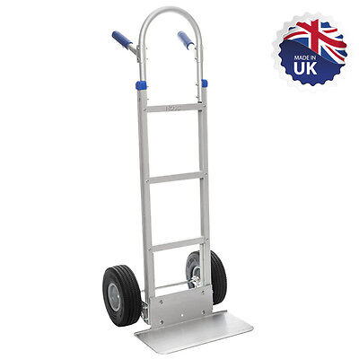 ALUMINIUM SACK TRUCK  /  300kg COURIER DELIVERY TROLLEY