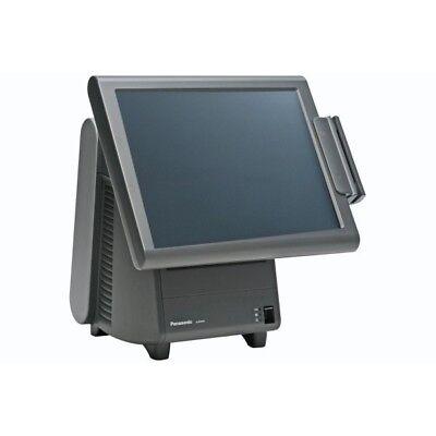 Panasonic Pos Workstation Js-950ws Touchscreen With Card Swipe Xp 160gb