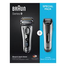 BRAUN Series 9-9260s + Beardtrimmer BT 5090 Herrenrasierer Nass-/Trockenbetrieb