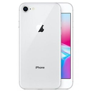 Silver iPhone 8 64Gb BNIB 10/10