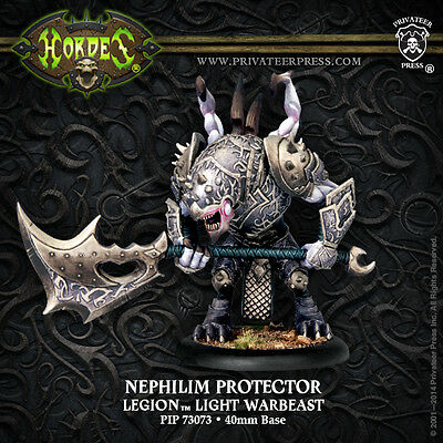 Nephilim Protector - PIP 73073 - Hordes - Legion of Everblight - SEALED