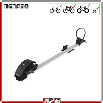 Soporte para Bicicletas Y Bike Fat De Techo Mahindra Puerto Cerradura Antirrobo