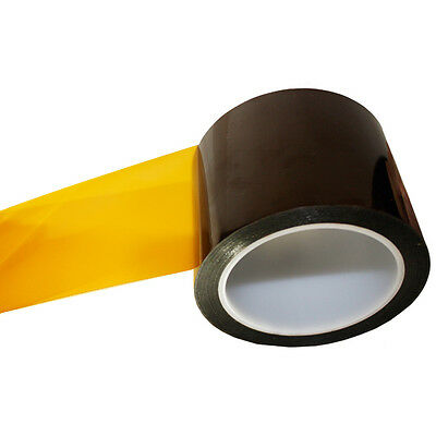 1 Mil Kapton Tape Polyimide - 3 X 36 Yds - Free Shipping - Ship From Usa