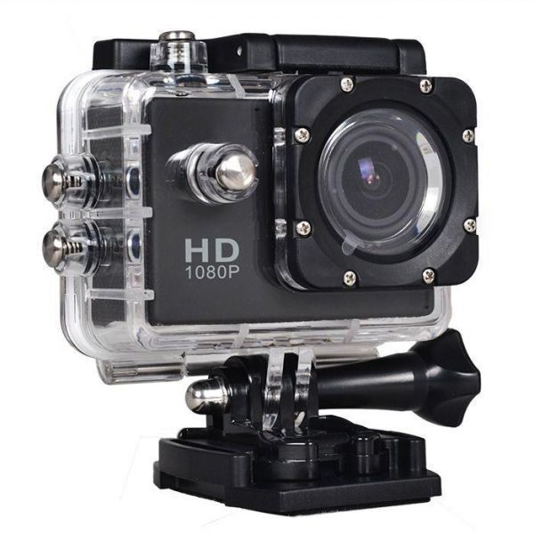 1080p hd sports go action camera pro