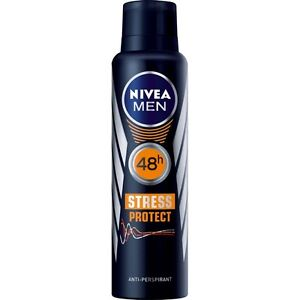 Nivea For Men Deodorant Stress Protect 250Ml NEW Cincotta Chemist
