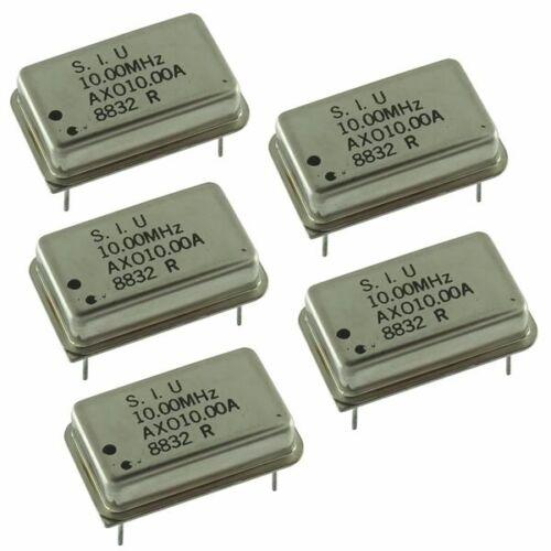10MHz 10.00MHz Crystal Oscillator Crystal Resonator  USA Seller