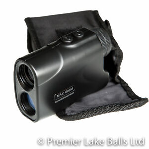 BRAND NEW PROFORCE X-2000 GOLF LASER RANGE FINDER \ YARDAGE DEVICE RRP £199