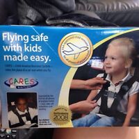 Plane seat belt for children and toddlers