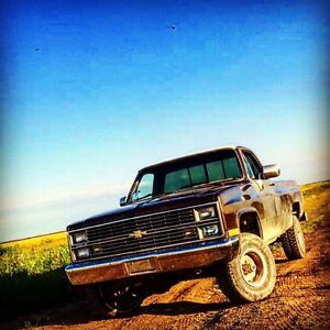 Lifted 1981 k10