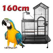 Warehouse direct 160cm House type bird cage with gym Riverwood Canterbury Area Preview