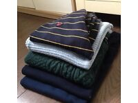 Selection of jumpers/ sweatshirts (5 in total)