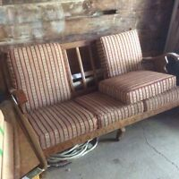 Sofa de style American Arts and Crafts