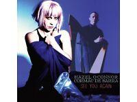 Hazel o'connor at Fareham Ashcroft theatre