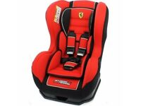 Ferrari Cosmo Sp Lux Baby Child Reclining Car Seat Birth - 4 Years Rosso Red