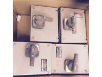 Load switches, Dorman Smith, 3 phase, ex con, £100 the lot.