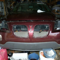 Parting out 06 montana sv6 EXT